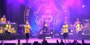 VIDEO+FOTO: Spektakularan koncert Dubioze u finišu 1. Zenica Summer Festa